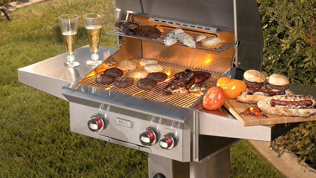 American Outdoor Grill (AOG) BBQ