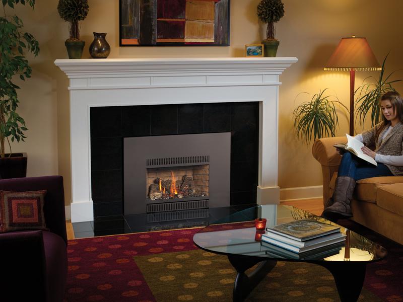 FireplaceX Gas Inserts