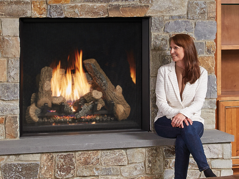FireplaceX Gas Fireplaces