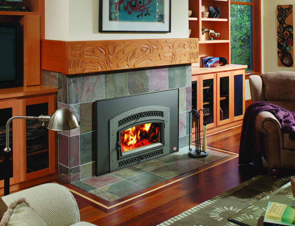 FireplaceX Wood Inserts